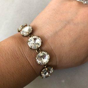 Stella & Dot jeweled bracelet! Bring on the bling!
